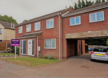 Thumbnail 3 bed terraced house for sale in High Street, Earl Shilton, Leicester