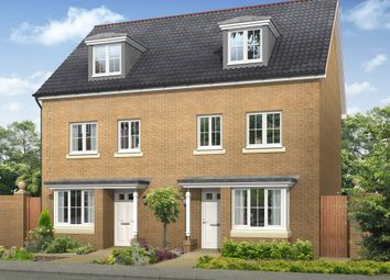 """Thumbnail 4 bed semi-detached house for sale in """"Woodcote"""" at Barmston Road, Washington"""