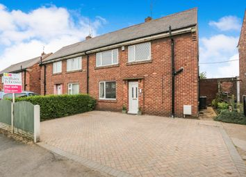 Thumbnail 3 bed semi-detached house for sale in Salisbury Road, Maltby, Rotherham