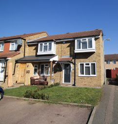 Thumbnail 2 bedroom end terrace house for sale in Danziger Way, Borehamwood