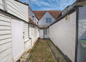 Thumbnail 2 bed flat to rent in Drapers Yard, Great Dunmow, Essex