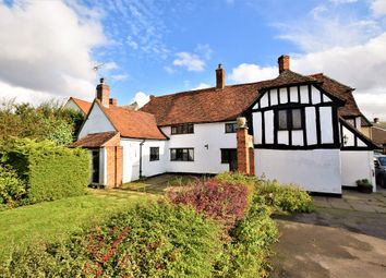 Thumbnail 4 bed detached house for sale in The Street, High Roding, Dunmow