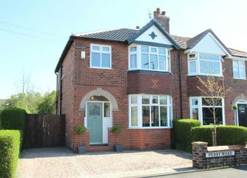 Thumbnail 3 bed semi-detached house for sale in Perry Road, Timperley, Altrincham