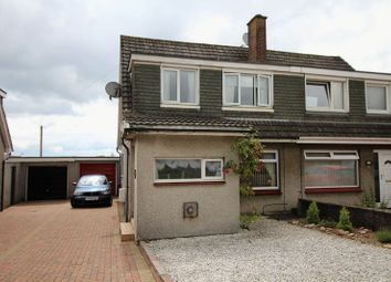 Thumbnail 3 bed semi-detached house for sale in Ralston Drive, Kirkcaldy