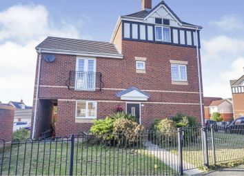 Thumbnail 4 bed semi-detached house for sale in Harebell Close, Widnes