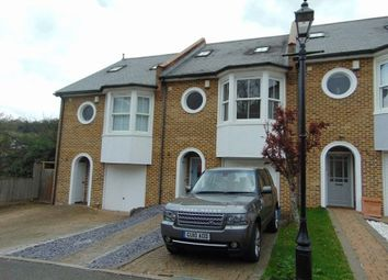 Thumbnail 4 bed terraced house to rent in Glenside Close, Kenley