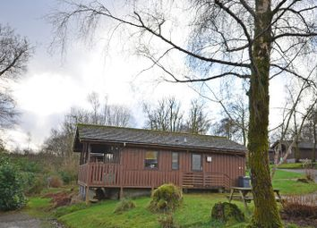 Thumbnail 2 bedroom lodge for sale in Hafton, Hunters Quay, Dunoon