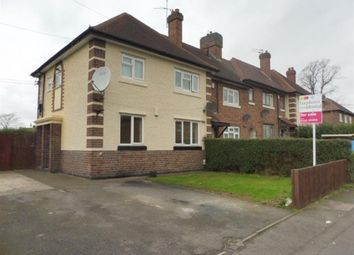 Thumbnail 1 bed flat for sale in Dryden Street, Derby