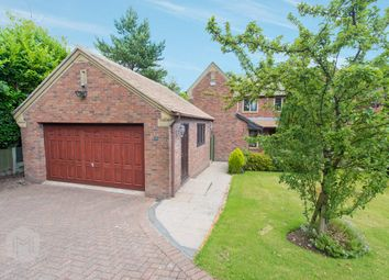 Thumbnail 5 bed detached house for sale in Greenmount Close, Greenmount, Bury