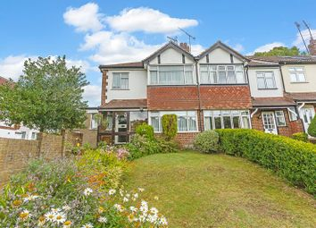 Thumbnail 3 bed end terrace house for sale in Croydon Road, Caterham