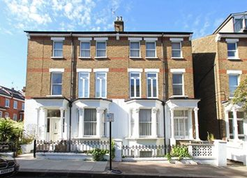 Thumbnail 3 bed flat for sale in Denning Road, London