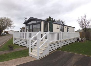 Thumbnail 2 bed mobile/park home for sale in Plot 51, Talacre Beach, Station Road, Talacre