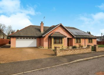 Thumbnail 4 bed detached bungalow for sale in Mansefield Park, Inverness