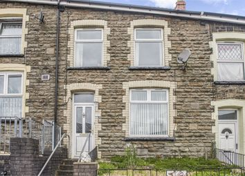 Thumbnail 3 bed terraced house for sale in Glancynon Street, Mountain Ash, Mid Glamorgan