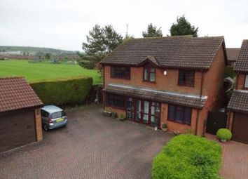 Thumbnail 5 bed detached house for sale in Fernheath, Luton, Bedfordshire