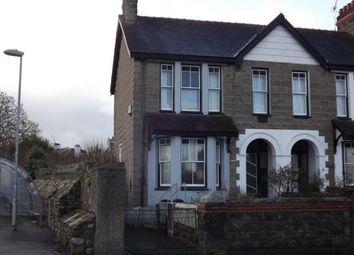 Thumbnail 3 bed semi-detached house for sale in Ffordd Llanberis, Caernarfon, Gwynedd