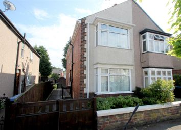 3 bed semi-detached house for sale in Lindley Road, Stoke, Coventry CV3
