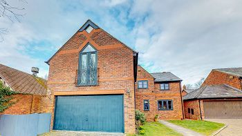 Thumbnail 5 bed detached house for sale in 2 St Wilfrids Court, Church Street, Davenham