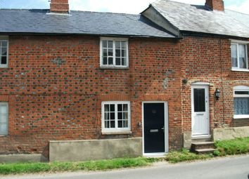 Thumbnail 1 bed terraced house to rent in High Street, Childrey, Wantage