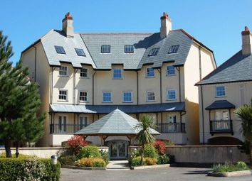 Thumbnail 2 bed flat for sale in Castle Heights, Lynton