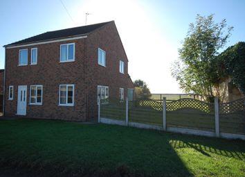 Thumbnail 3 bed farmhouse for sale in Ousefleet, Goole