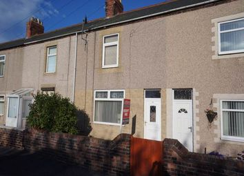 Thumbnail 3 bedroom terraced house to rent in West Terrace, Stakeford
