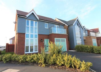Thumbnail 4 bed detached house for sale in Cardinal Close, Fleetwood