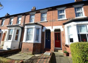 Thumbnail 2 bedroom terraced house for sale in Newport Road, Reading, Berkshire