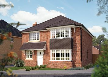 "Thumbnail 4 bed detached house for sale in ""The Canterbury"" at King Street Lane, Winnersh, Wokingham"