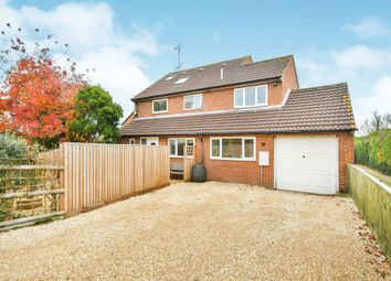 Thumbnail 4 bed detached house for sale in Derriads Lane, Chippenham