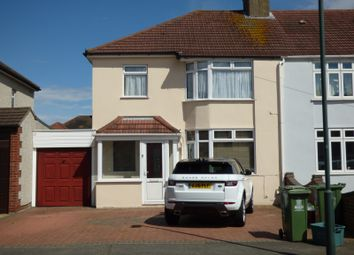 Thumbnail 3 bed property to rent in Lansdowne Avenue, Bexleyheath