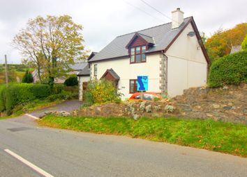 Thumbnail 3 bed detached house for sale in Llithfaen, Pwllheli