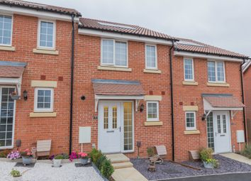 Thumbnail 2 bed terraced house for sale in Bootmaker Crescent, Raunds, Wellingborough