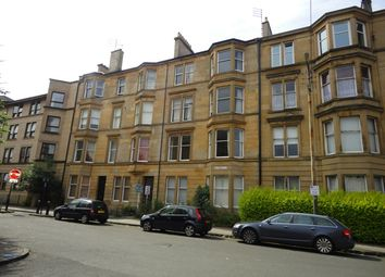 Thumbnail 3 bed flat to rent in West Princess Street, Woodlands, Glasgow