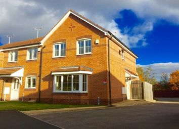 Thumbnail 3 bedroom semi-detached house to rent in Winster Way, Mansfield