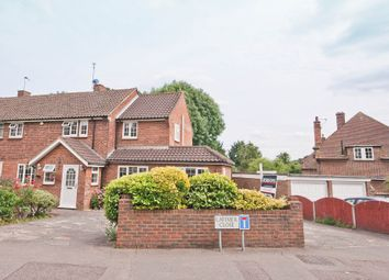 Thumbnail 5 bedroom semi-detached house for sale in Latimer Close, Pinner