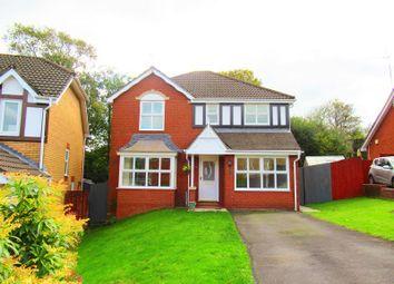 Thumbnail 4 bed detached house for sale in Parc-Tyn-Y-Waun, Llangynwyd, Maesteg, Bridgend.