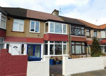 Thumbnail 3 bed terraced house for sale in Bridge Avenue, Hanwell, London