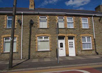 Thumbnail 2 bed terraced house for sale in Wimborne Road, Pencoed, Bridgend.
