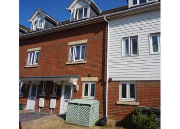 Thumbnail 3 bed terraced house for sale in Ingram Close, Larkfield, Aylesford