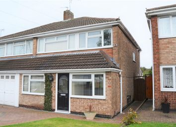 Thumbnail 3 bed semi-detached house for sale in Spring Parklands, Dudley