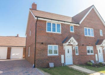 Thumbnail 3 bed semi-detached house for sale in Princess Way, Salisbury
