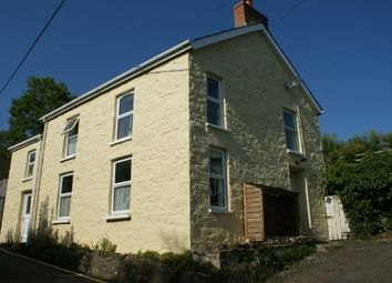 Thumbnail 3 bed detached house for sale in Llandysul, Ceredigion