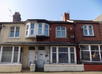 Thumbnail 3 bedroom terraced house for sale in Central Drive, Blackpool