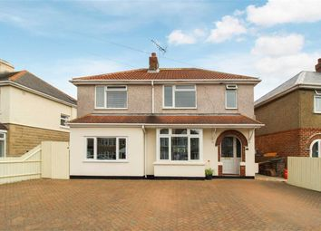 Thumbnail 4 bed detached house for sale in Churchward Avenue, Rodbourne Cheney, Swindon