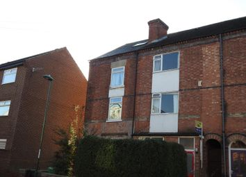 Thumbnail 4 bedroom terraced house for sale in Burnham Street, Sherwood, Nottingham