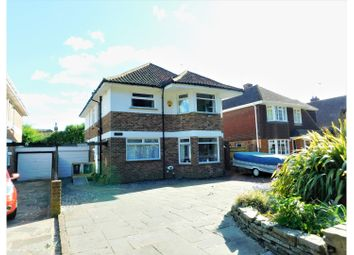 Thumbnail 4 bed detached house for sale in Ilex Way, Worthing