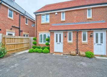 Thumbnail 3 bed semi-detached house for sale in Scholars Rise, Stokenchurch, High Wycombe