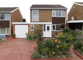 Thumbnail 3 bed detached house for sale in Healey, Lakeside