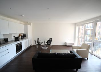 Thumbnail 1 bed flat to rent in Clement Court, Stanmore, London